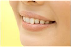 1 歯並びが変化し、かみ合わせが悪くなる。のイメージ