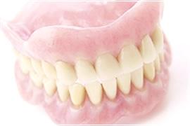 3入れ歯のイメージ
